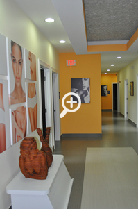 plastic surgery office